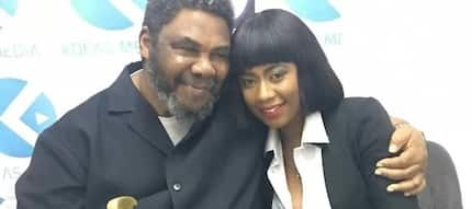 We all want to be Selly Galley right now in the warm embrace of iconic Nollywood actor Pete Edochie