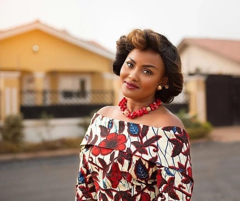 Nana Ama McBrown in seven photos; looking as beautiful as ever