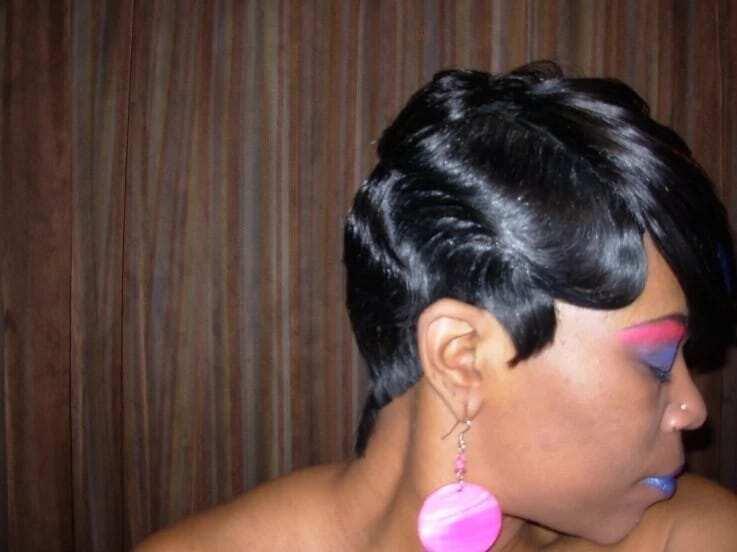 easy finger waves for short hair finger waves on short hair finger waves for black hairstyles