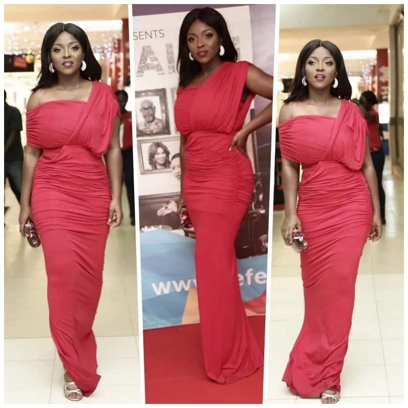 Yvonne Okoro: 2 Latest Photos of Gorgeous Actress Sparks Massive Reactions