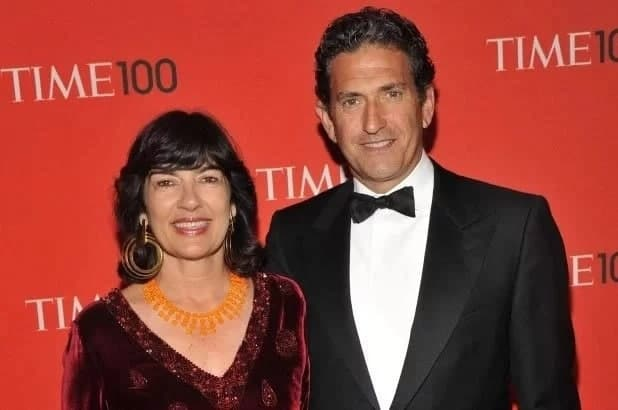 Christiane Amanpour divorcing husband after 20 years