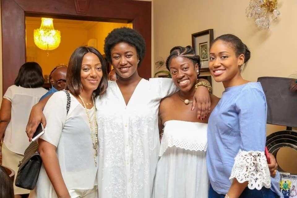 daughters of politics