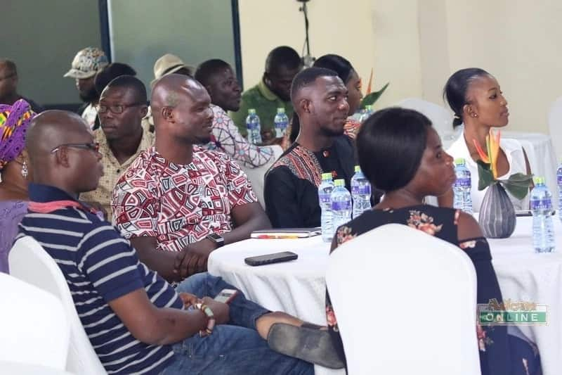 Children's reality show ADOM Nsromma launched in Accra (photos)