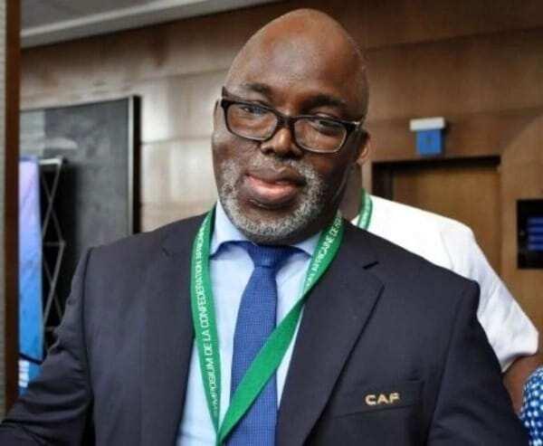 CAF names Kwesi Nyantakyi's replacement
