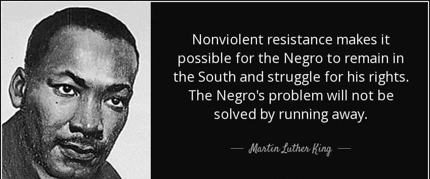 Dr martin Luther King Jr quotes Best MLK quotes Quotes from Martin Luther King MLK nonviolence quotes