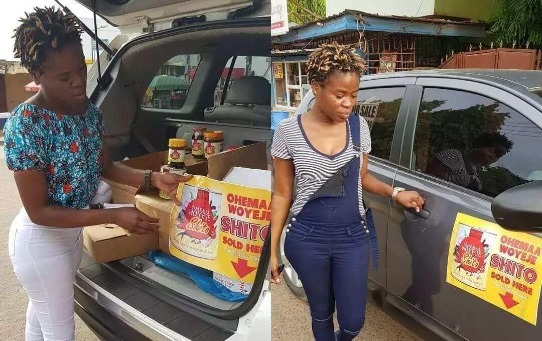 Radio presenter Ohemaa Woyeje goes into shito business