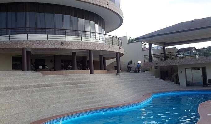 Asamoah Gyan house