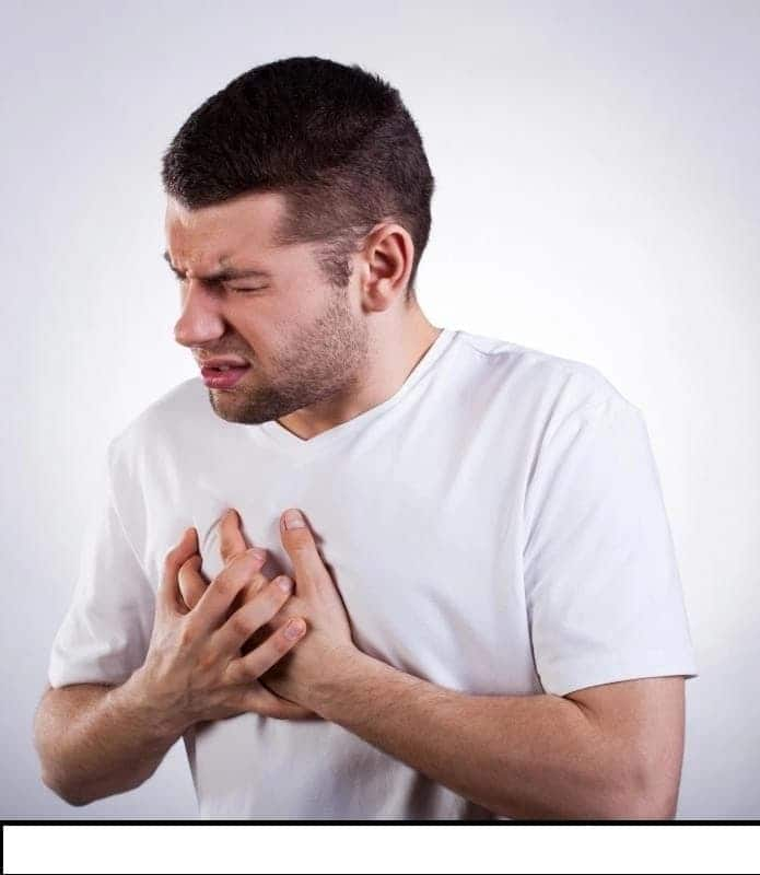 Symptoms and causes of heartburn
