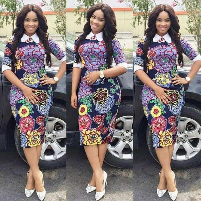 New Ghanaian African wear styles in 2018