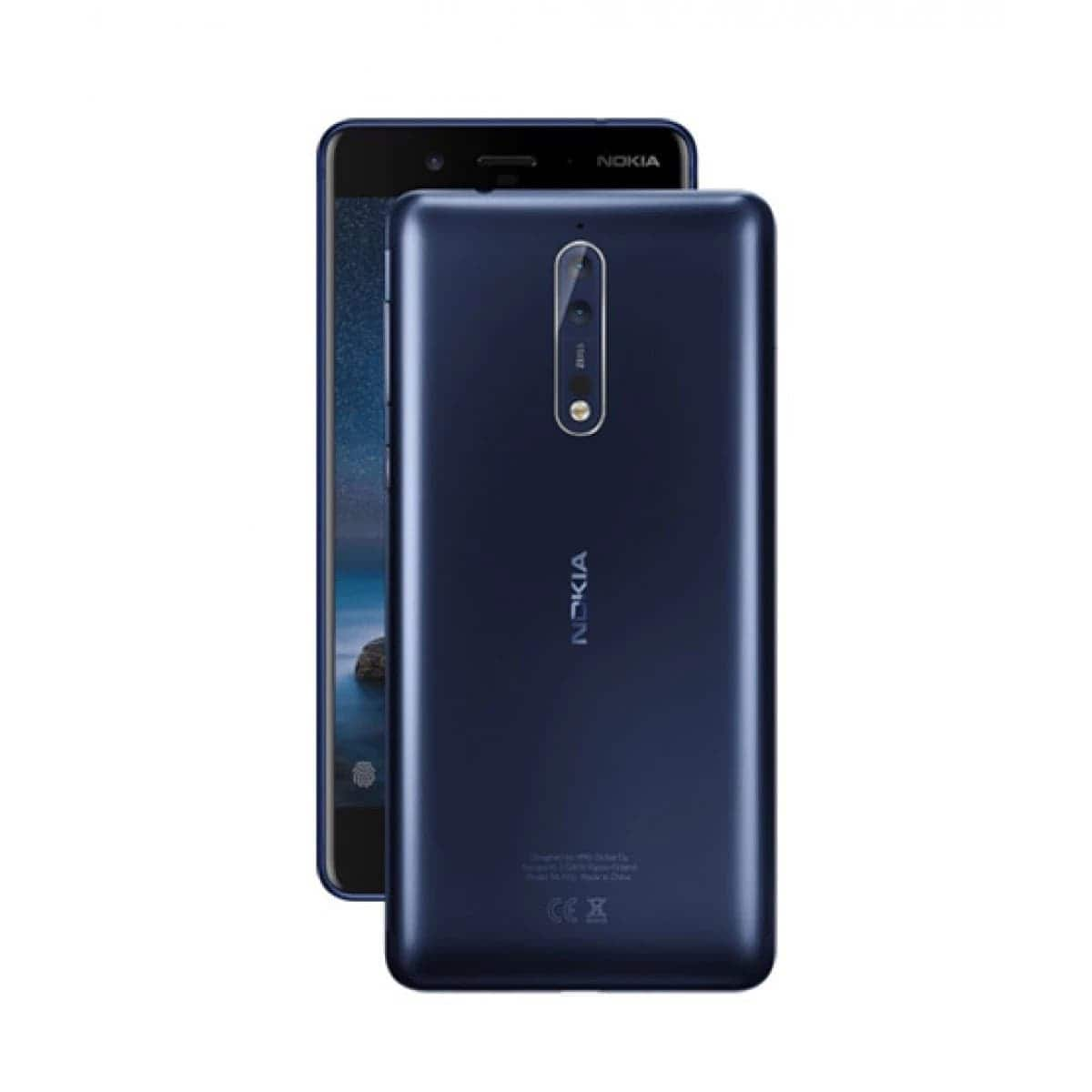 Nokia 8 price in Ghana, specs and review