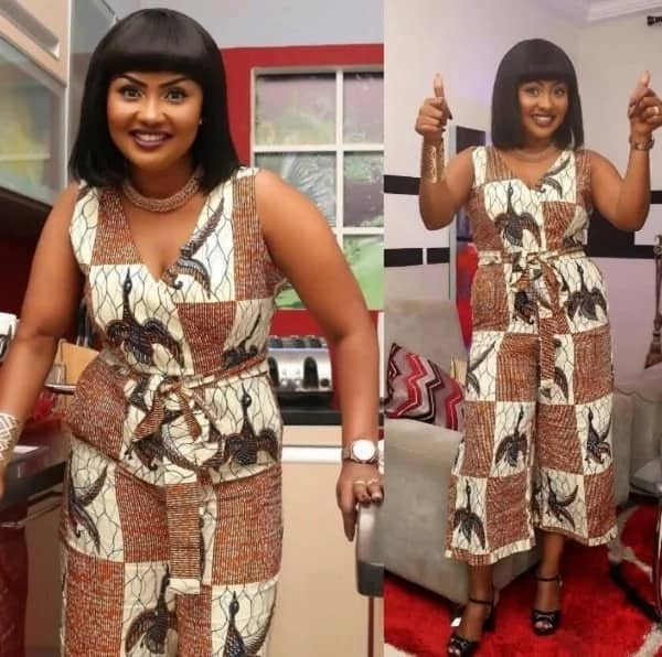 9 photos that prove that Nana Ama lied about her age