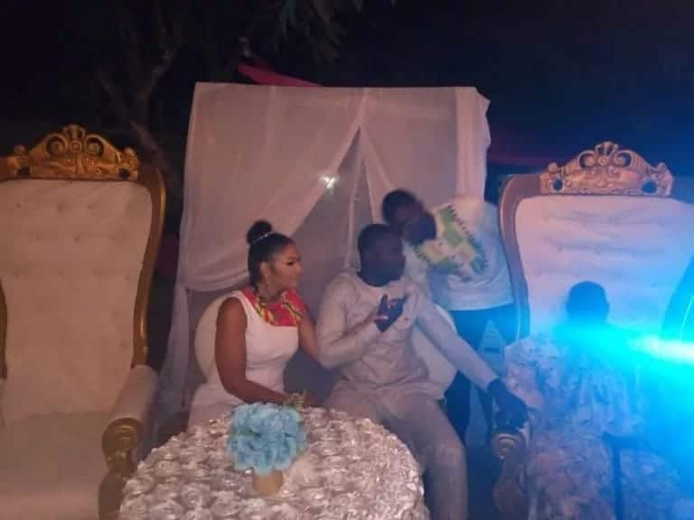 Chris Attoh remarries after divorce with Damilola
