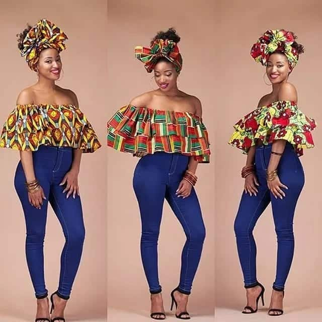 latest african print styles, latest african print dresses, latest african print tops