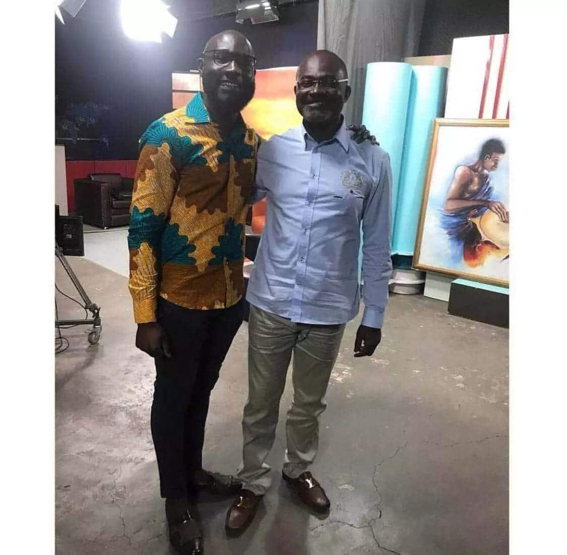Meet Kenneth Agyapong, the millionaire son of Kennedy Agyapong