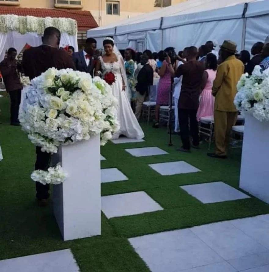 A Plus' wedding: 11 beautiful pictures you need to see (Photos)