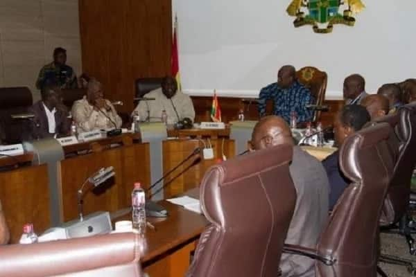 Auditor General reveals that Mahama appointees pulled out of 10 percent pay cut initiative