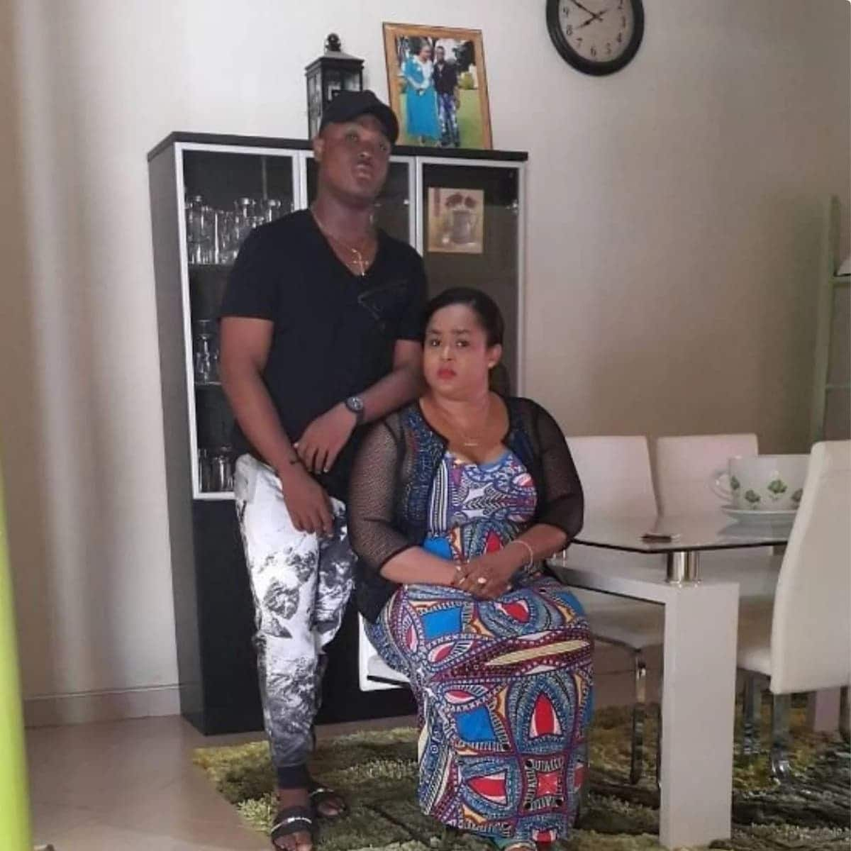 Vivian Jill Lawrence narrates how she got pregnant with her first son at age 15