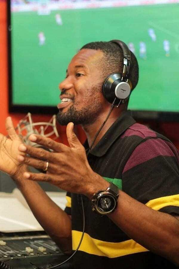 Ghana showbiz is full of 'juju' – Dave Hammer