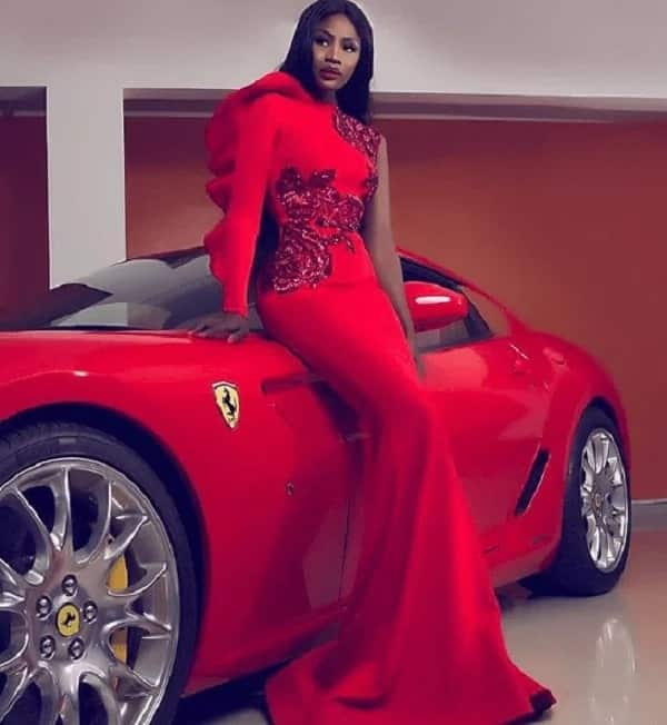 6 times Nana Akua Addo proved she is the red carpet queen