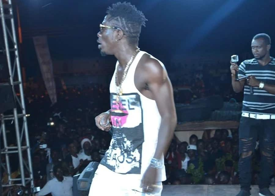 Shatta Wale's 'Gringo' concept is from 'A million ways to die in the West' - Social media user alleges