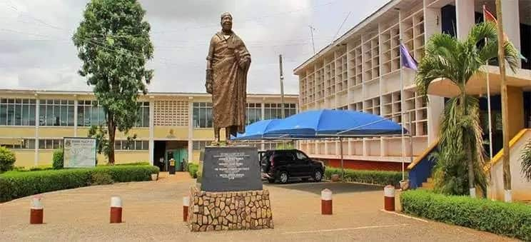 The top 10 secondary schools in Ghana based on NSMQ