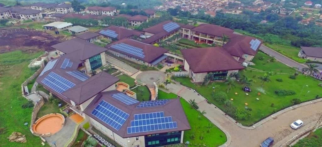 Ashesi receives Presidential Charter