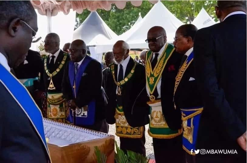 Powerful Ghanaians who are Freemasons
