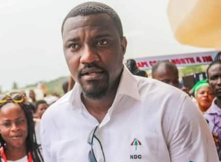 John Dumelo fears 1 thing as he reveals ambition of becoming an MP