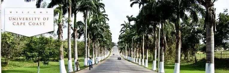 Ghanaian University Rankings - University of Cape Coast