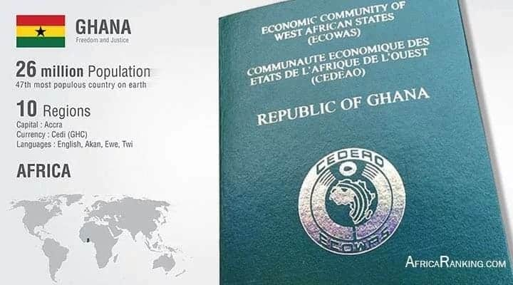 How To Apply For A Passport in Ghana -Step By Step Guide- Ghana passport Visa free countries updated list