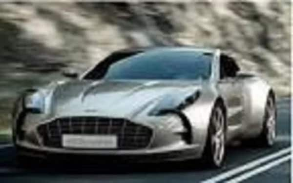 The Most Expensive Car in the World- Aston Martin one-77
