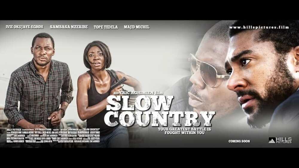 open marriage nigerian movie cast