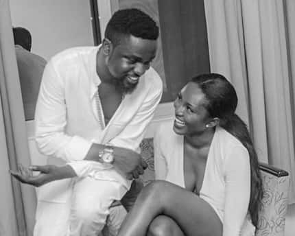 Make sure you give Sarkodie a 'special treat' for birthday – Nana Aba Anamoah 'warns' Tracy (Video)