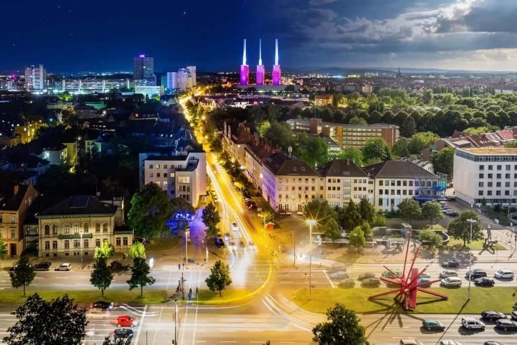 towns in germany german cities cities and towns in germany