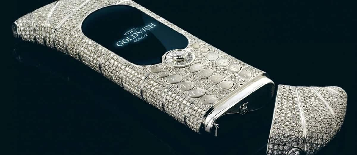 5 most expensive phone in the world