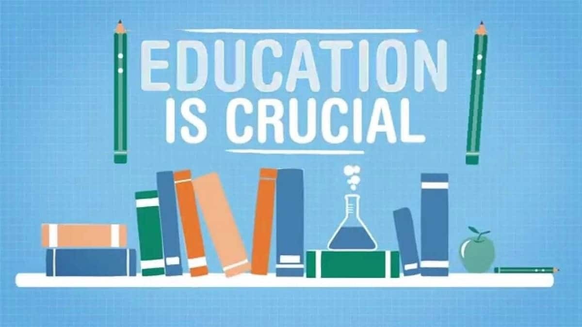 importance of basic education pdf, why is free education important, positive facts about education