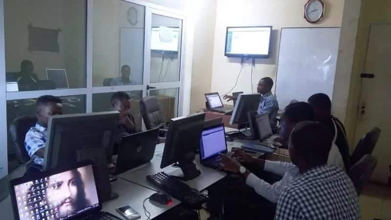 list of professional courses in Ghana