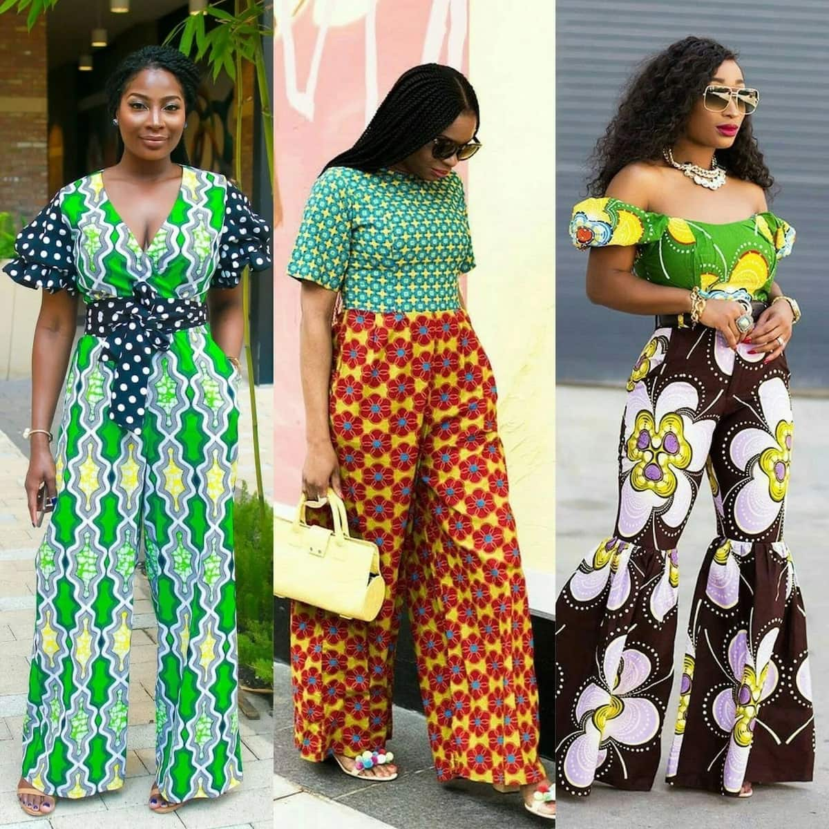 Unique And Trendy Ankara Styles For Ladies 2018 YEN.COM.GH