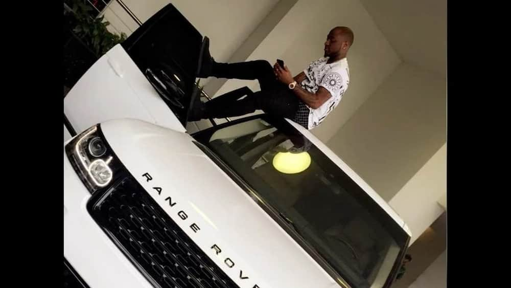 Davido house and cars collection (pictures) ▷ YEN COM GH