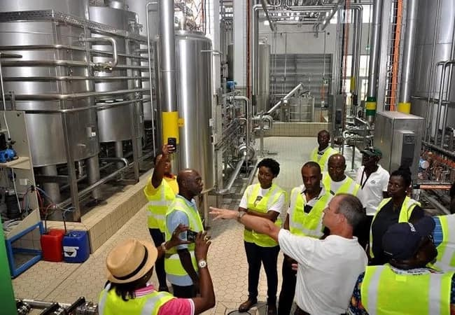 Upclose with Accra Brewery Limited MD, Anthony Grendon