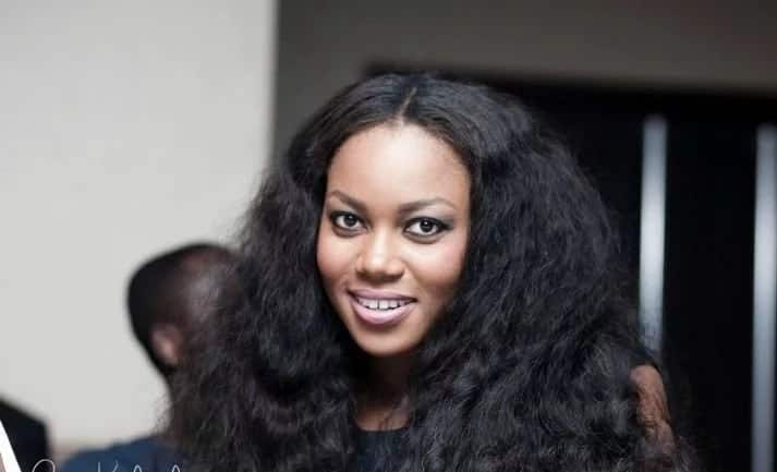 Yvonne Nelson storms kitchen to cook for her 'bae' in latest photo