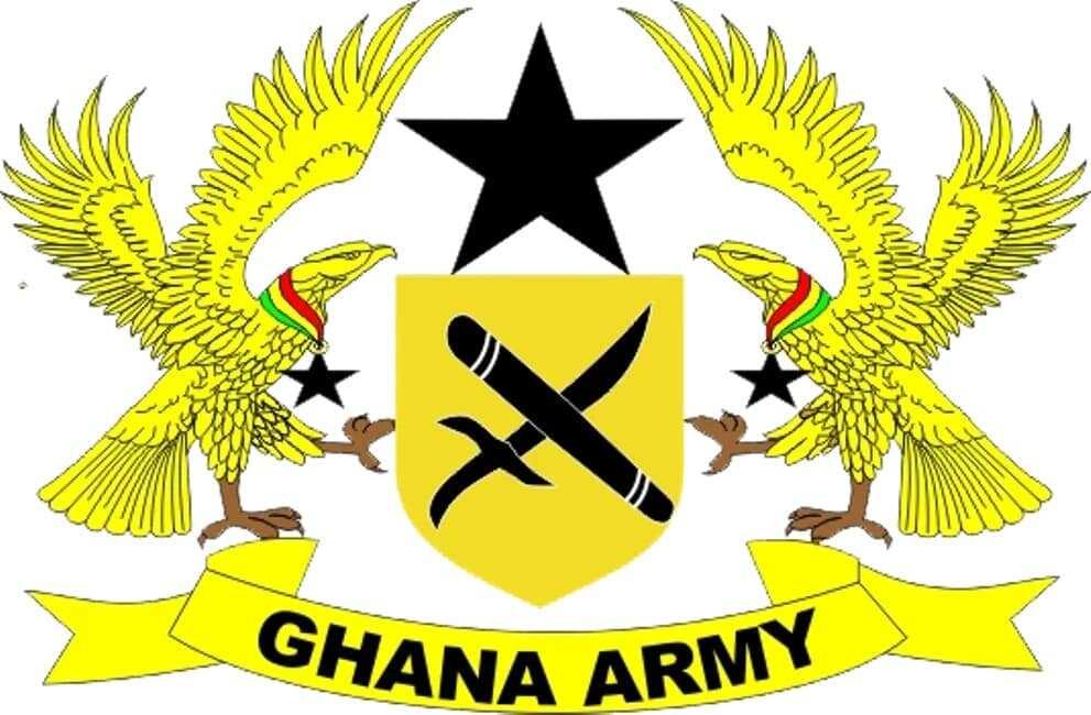 Ghana Army Ranks And Their Symbols Yen