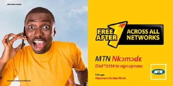 mtn nkomode	 how to activate mtn nkomode mtn free after one mtn nkomode code