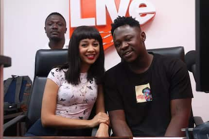 Medikal was kind and respectful – Deborah Vanessa tells why she accepted ex-lover's proposal