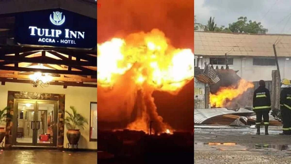 Ghana and Gas explosions...do we feel safe with current standards?