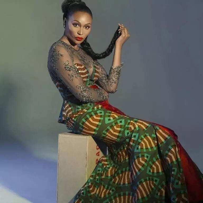 latest kaba styles in ghana