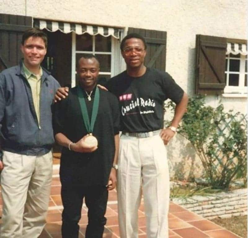 This photo of Abedi Pele is all you need to inspire you