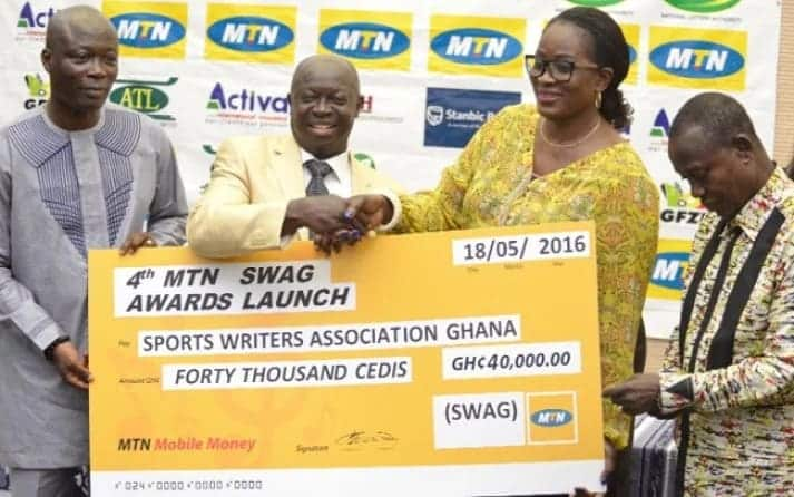 Minister urges communication giants to support other sports at 41st MTN SWAG awards launch