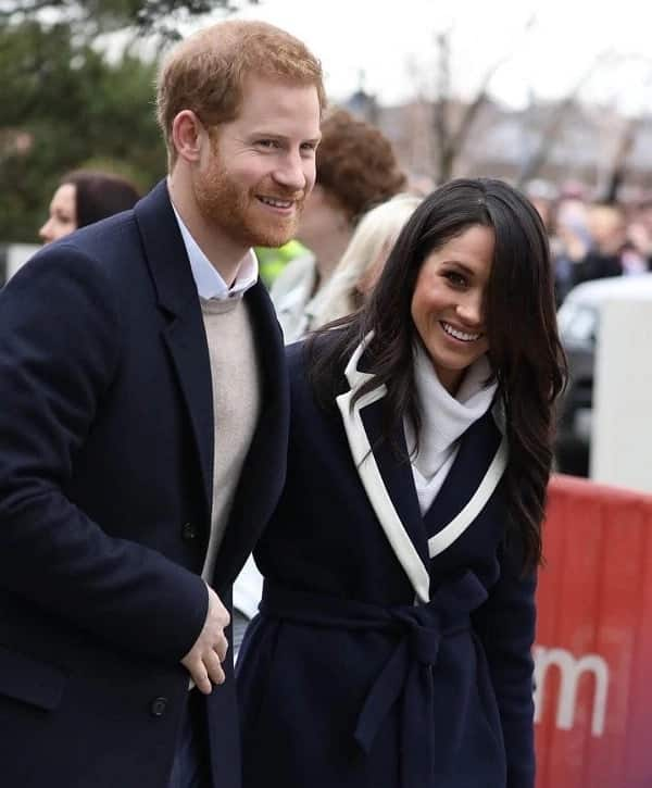 10 photos that prove Meghan Markle and Prince Harry were 'madly' in love even before the Royal Wedding