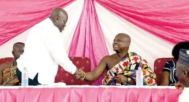 Ghanaians excited about Free SHS – Togbe Afede speaks